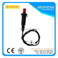 electrode spark plug ceramic igniter spark igniter/gas fireplace igniters for oven burner with wire B4404