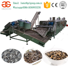 Automatic Stainless Steel Sunflower Seeds Cleaning Machine, Seed Roaster Machine