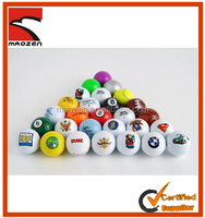 Customized exercise golf ball for your training