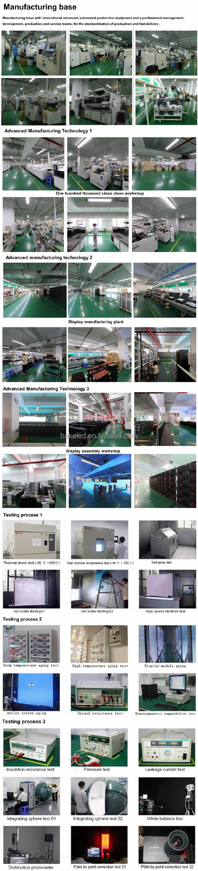 P16 outdoor high brightness advertising big screen outdoor led tv