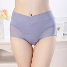 Best Selling Modal High Waist Physiological Panties Prevent Mightnight Leak Panties Safety Waterproof <strong>Underwear</strong>