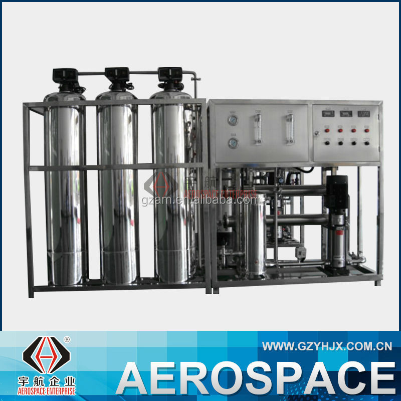 YHSCL-1000L Mineral Drinking Water Treatment Machine with Price