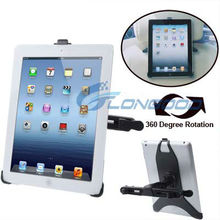 Personalized Rotatable Car Back Seat Holder Headrest Holder for New iPad/iPad 3/iPad 2/iPad