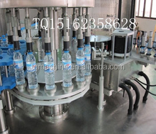 TQ-hot melt glue labeling machine for water carbonated drinks