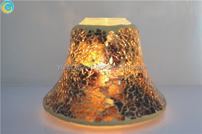 moroccan mosaic glass Wax Melts Warmer china supplier christmas deco