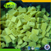 Passed BRC frozen ginger in Different Type Cube Dice Paste Puree manufacturer