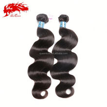 Natural body wave 100% human peruvian virgin hair,good hair weave wholesale virgin peruvian hair