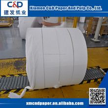China Wholesale High Quality Soft Jumbo Roll Tissue Paper Jumbo Roll Supplier