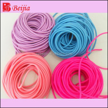 cheap solid silicone string wholesale, OEM welcome