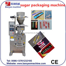 Fire Sale Shanghai price new condition sugar salt rice grain stand-up pillow bag food packing machine