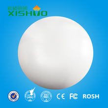 LED China manufacture 15w smd led microwave sensor ceiling light with remote control IP33 UL CE RoHS 3 years warranty