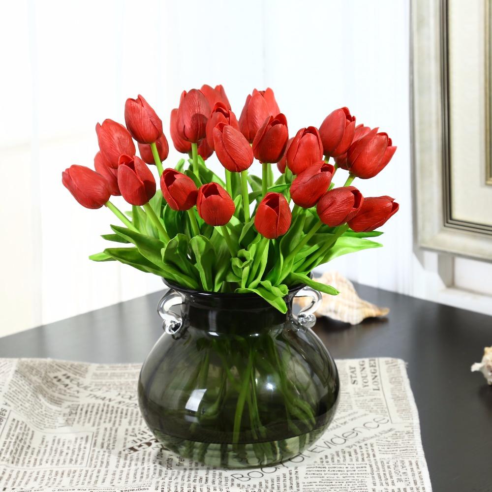 Wholesale Flower Artificial Tulip Online Buy Best Flower
