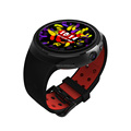 "Z10 1.39"" AMOLED Touch Screen 1GB RAM 16GB ROM Pogo Pin GPS WIFI Android Smart Watch"