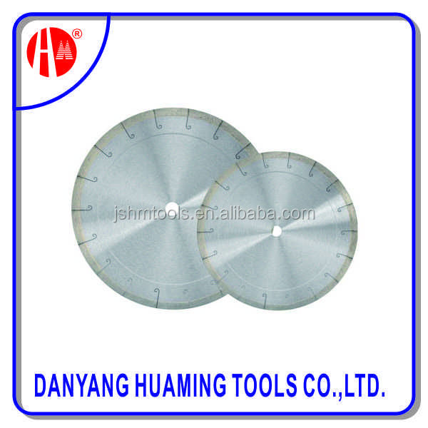 Laser Welded Rock Cutting Saws or Cutter Blade (Granite Cutting Blade)