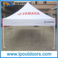 3x3m Advertising heavy steel frame pop up canopy folding tent