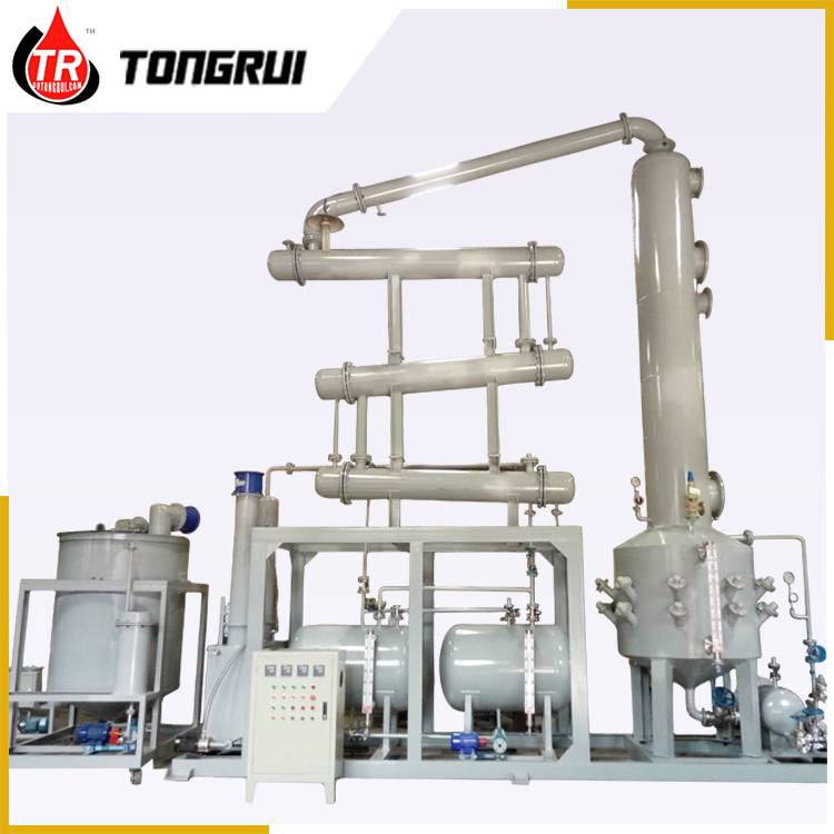 High <strong>performance</strong> used engine oil purification waste oil recycling machine