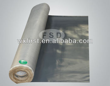 0.5mm silicon coated fiberglass fabrics made in China wuxi factory