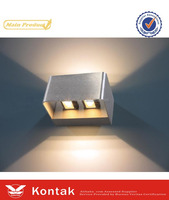 LED Light Source and IP65 IP Rating LED Wall Lighting/bedside wall lamp for hotel
