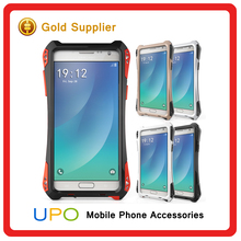 [UPO] Heavy duty Waterproof Shock proof Metal Hybrid cell phone case for samsung galaxy note 5