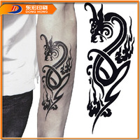 kids tattoo sticker,dragon temporary tattoo,temporary tattoo sexy
