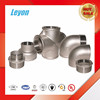 stainless steel 4-way cross pipe fitting pipe stainless steel