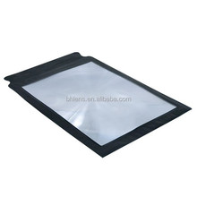 full page magnifier BHM-10 fresnel lens solar concentrator , acrylic lens led lens