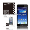 Ultra clear screen guard for Asus Padfone infinity oem/odm (High Clear)