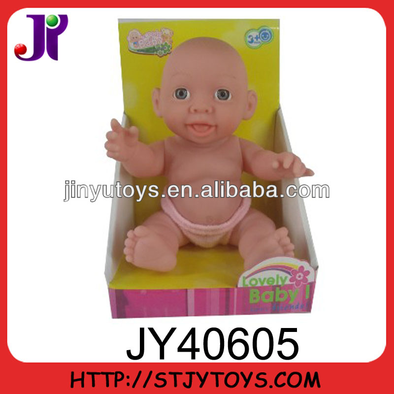 "9"" Naked silicone reborn baby dolls for sale"