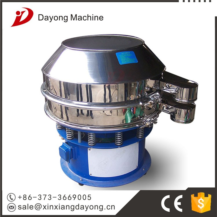 DAYONG ss 304 mica powder sieving machine price