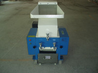 Plastic shredder,strong paper Crusher,small plastic grinding machine