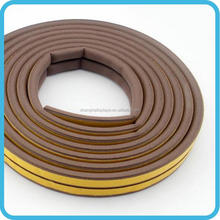 Strong synthetic material waterproof window rubber seal strip