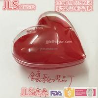 wholesale heart shape plastic indian hanging decoration