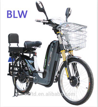 Made in China BLW-MiLG Electric bicycle CE approved Cargo bike two wheel scooter electric,adult bike hot selling(BLW)