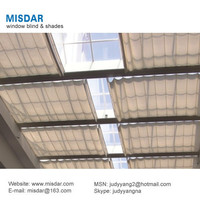 BTX Roof Skylight Roman Blind
