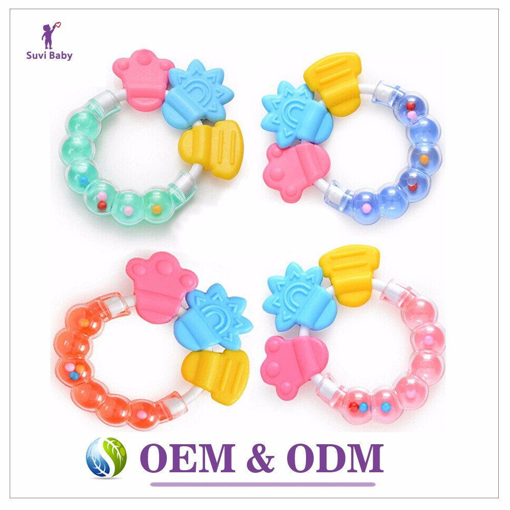 Wholesale Baby Toys : Wholesale baby toy funny silicone teether for biting