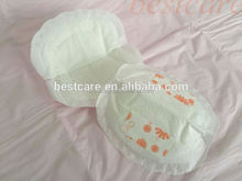 nursing pad manufacturer in china factory 5 layers breast pad