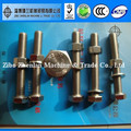 304 stainless steel bolt hexagonal
