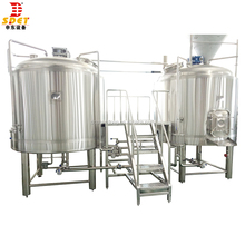 shendong 3000L hotel beer equipment, beer brewery equipment, beer fermentation equipment