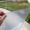 8mm uv protection twinwall plastic polycarbonate sheet