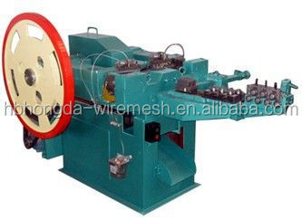 Automatic High Speed Low Noise Nails Making Machine