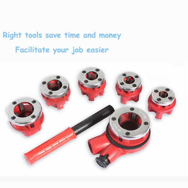 HONGLI pipe threading kit/pipe threading tool/pipe threading tool kit