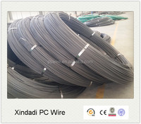 Hot sale 6.0mm 1470-1860 MPa GB/T 5223 PC Steel Wire high carbon steel wire