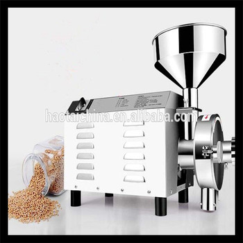 Multifunction Custom Vegetable Grain Processing Grinder Machine