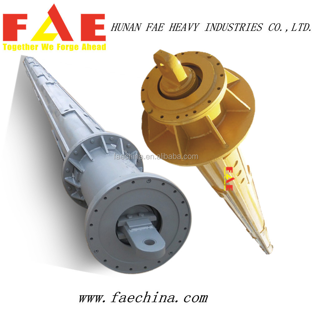 FAE Cheap Spare Parts Of Drilling Rig Kelly Bar,Hydraulic Swivel Bar,friction kelly bar