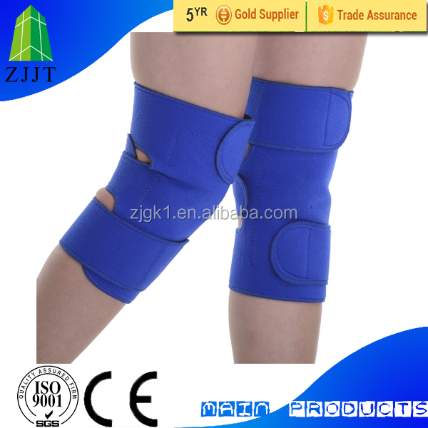 knee warmer heated knee brace wrap CE cold office use