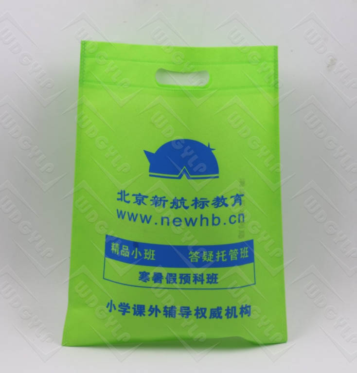 Custom Logo Non Woven Waterproof Bag, Resuable Tote Shopping Bag