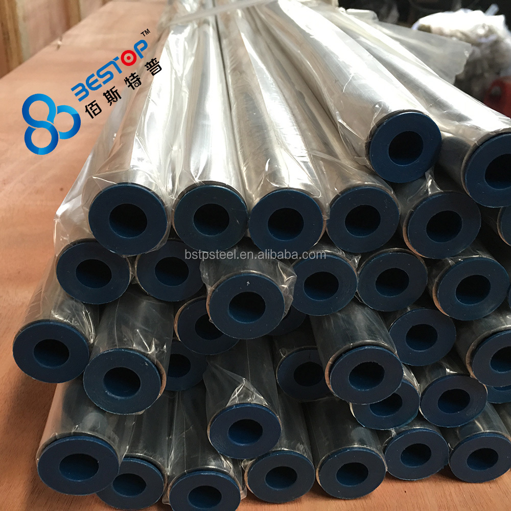 TP304 / TP304L TP316 / TP316L seamless stainless steel polished pipe / tube