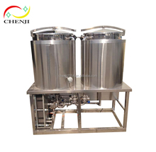100L 1BBL Micro brewery used pilot beer brewing equipment/system