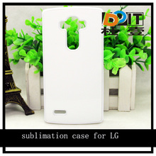 for LG G3 STYLUS 3d sublimation plastic phone case,3d pc case
