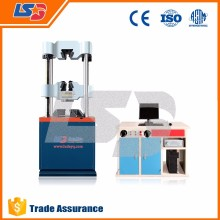 LSD WEW-1000B Parts Of Universal Testing Machine Laboratory Test Equipment For Pressure Test